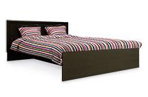 Кровать полутороспальную с матрасом